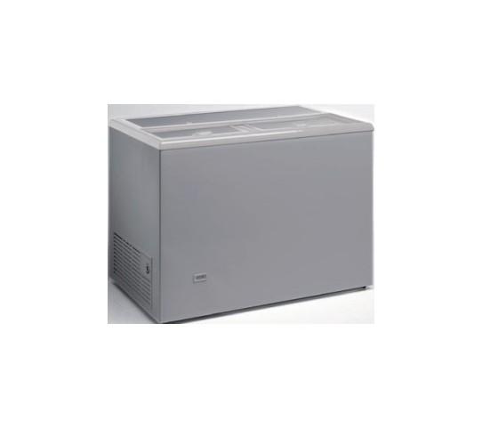 Refroidisseur 470 litres pour boissons fraîches 0° avec 10°c aspect inox